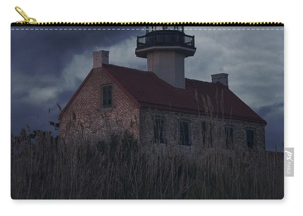 Moonlight At East Point Carry-all Pouch