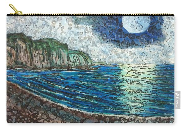 Moonlight In Pourvill Carry-all Pouch