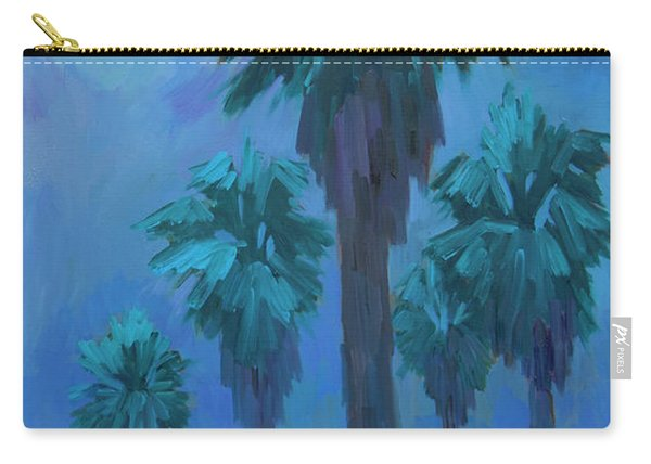 Moonlight Reflections Carry-all Pouch