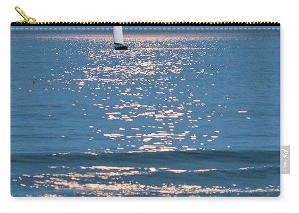 Moonlight Sail - Ogunquit Beach - Maine Carry-all Pouch
