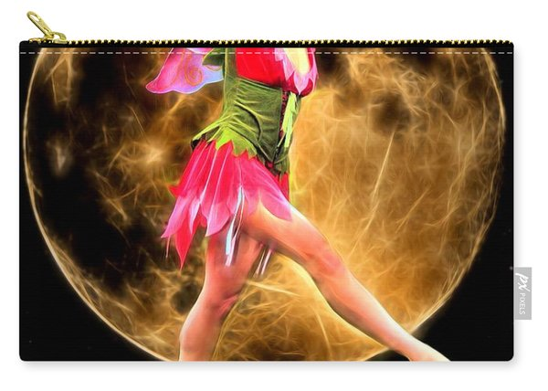 Moonlight Stroll Of A Fairy Carry-all Pouch