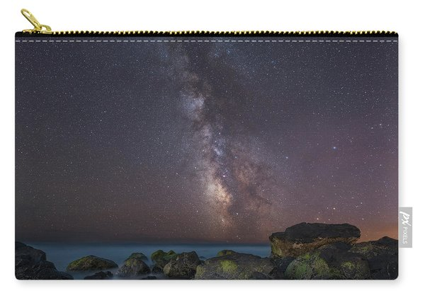 Moonlit Beach Carry-all Pouch