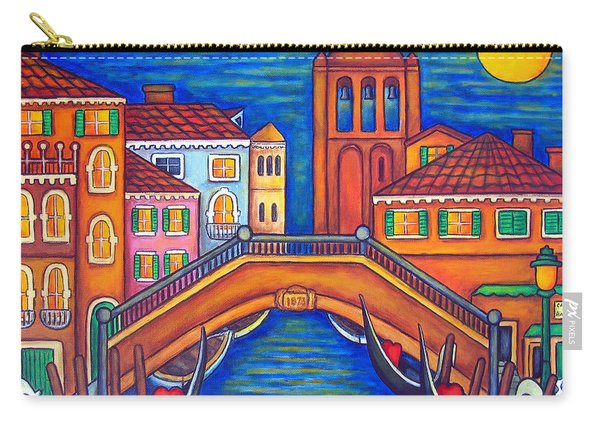 Moonlit San Barnaba Carry-all Pouch