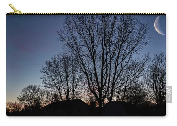 Moonlit Sunrise Carry-all Pouch