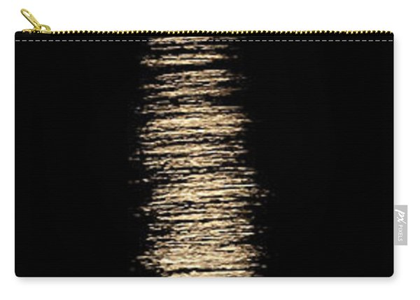 Moonrise Over Monroe Harbor Chicago 0158 Carry-all Pouch