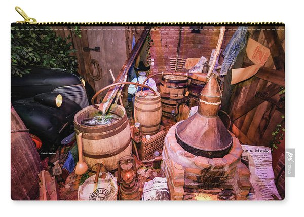 Moonshine Still Carry-all Pouch