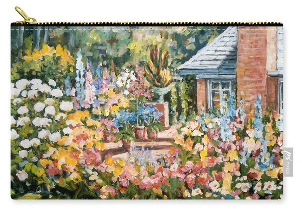 Moore's Garden Carry-all Pouch