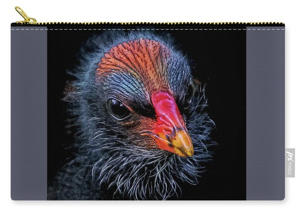 Moorhen Chick Carry-all Pouch