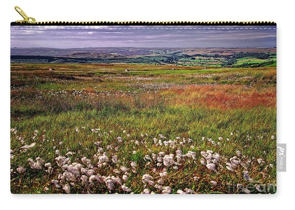 Moorland Cottongrass Carry-all Pouch