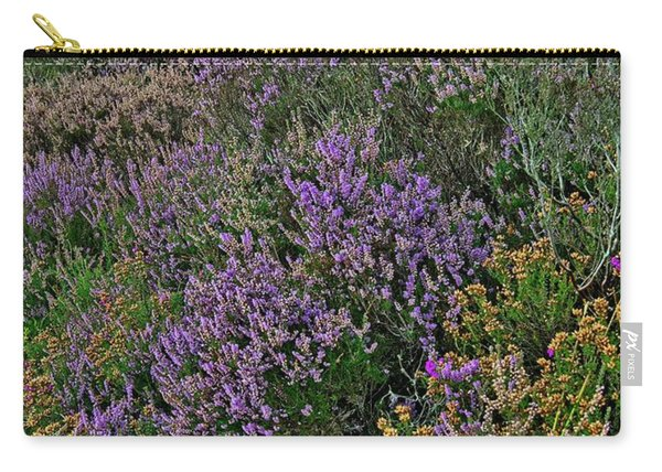 Moorland Heather Carry-all Pouch