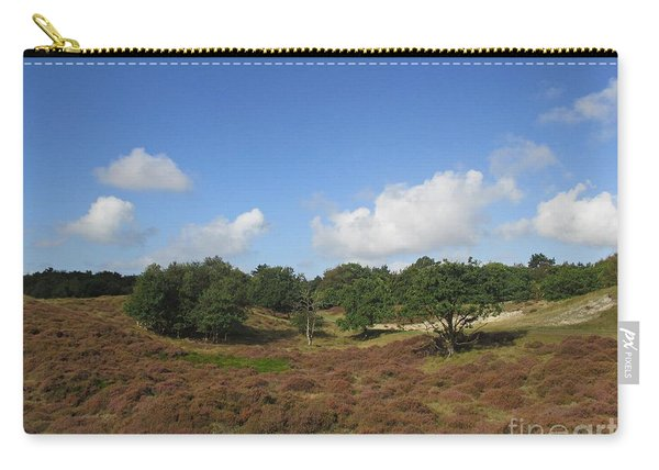 Moorland In The Noordhollandse Duinreservaat Carry-all Pouch