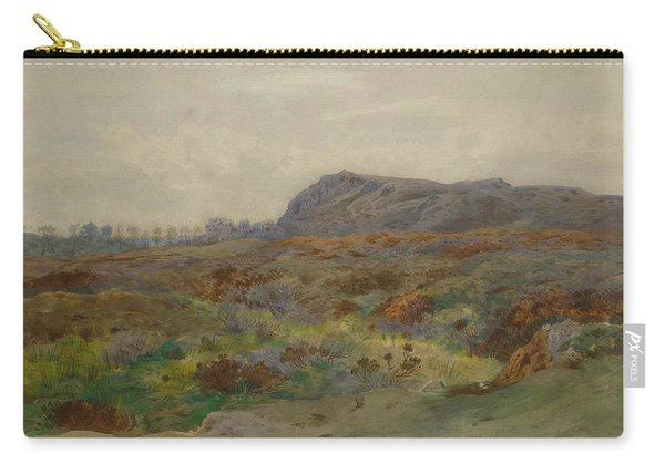 Moorland Landscape By Thorburn Carry-all Pouch
