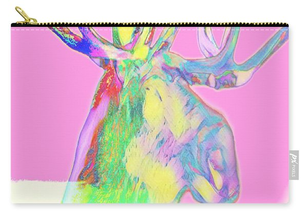 Moosemerized Carry-all Pouch
