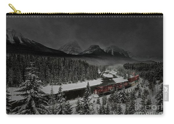 Morant's Curve At Night Carry-all Pouch