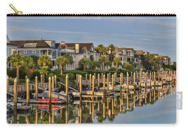 Morgan Place Homes In Wild Dunes Resort Carry-all Pouch