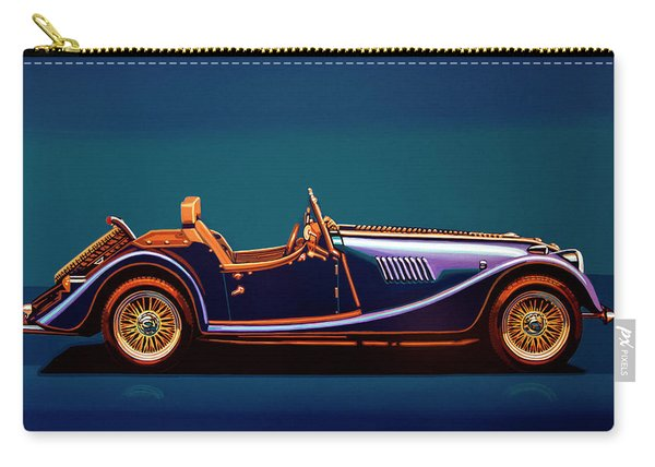 Morgan Roadster 2004 Painting Carry-all Pouch