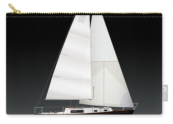 Morgan Sailboat Carry-all Pouch