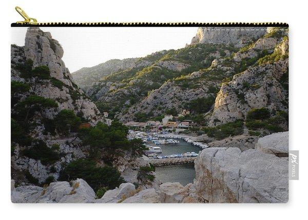 Morgiou Village Carry-all Pouch