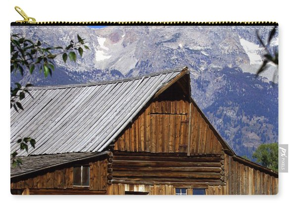 Mormon Row Barn  1 Carry-all Pouch