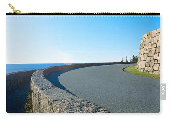 Morning, Acadia National Park, Maine Carry-all Pouch