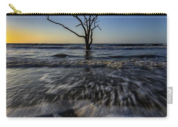 Morning At Botany Bay Plantation Carry-all Pouch