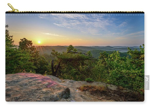 Morning Colors Carry-all Pouch