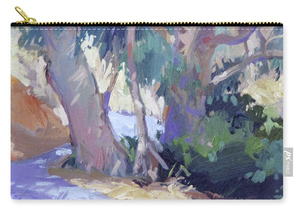 Morning Dance - Catalina Island Carry-all Pouch