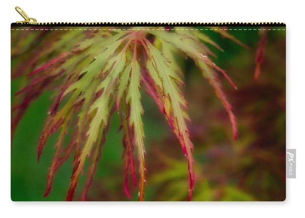 Carry-all Pouch featuring the photograph Morning Dew by Michael Colgate