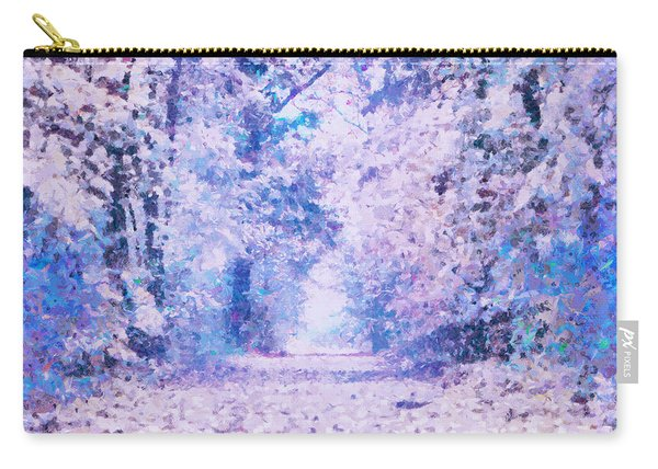Morning Fantasy Forest Impressions Carry-all Pouch