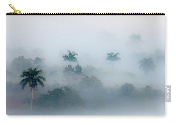 Morning Fog, Vinales Valley Carry-all Pouch