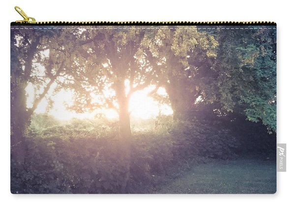 Morning Glow Carry-all Pouch