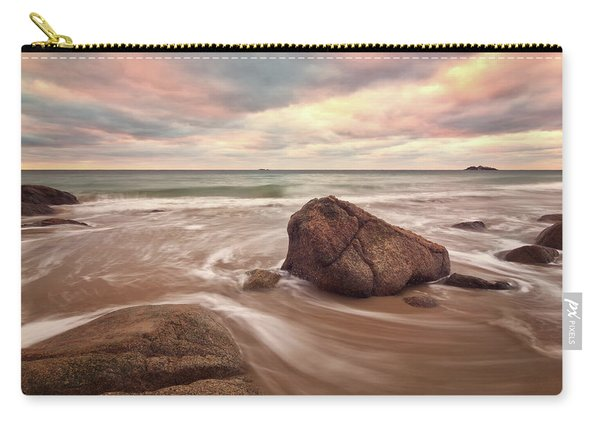 Morning Glow Singing Beach Ma Carry-all Pouch