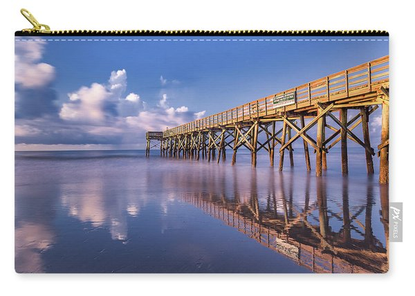 Morning Gold - Isle Of Palms, Sc Carry-all Pouch