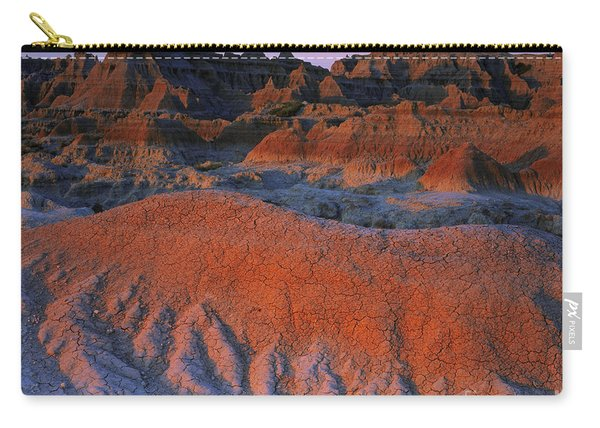 Morning Light, Badlands Np Carry-all Pouch