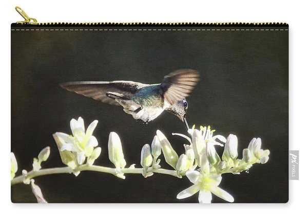 Morning Nectar Flyby  Carry-all Pouch