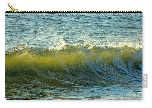 Morning Ocean Break Carry-all Pouch
