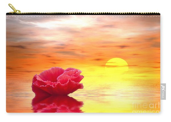 Morning Of Your Dreams Carry-all Pouch