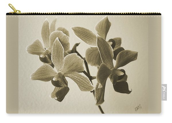 Morning Orchid Carry-all Pouch