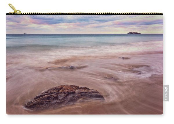 Morning Pastels Singing Beach Ma Carry-all Pouch