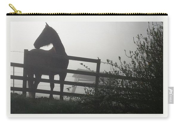 Morning Silhouette #2 Carry-all Pouch