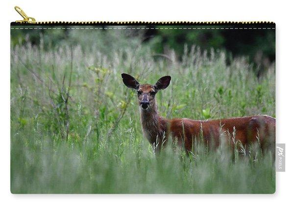 Morninng Deer Carry-all Pouch