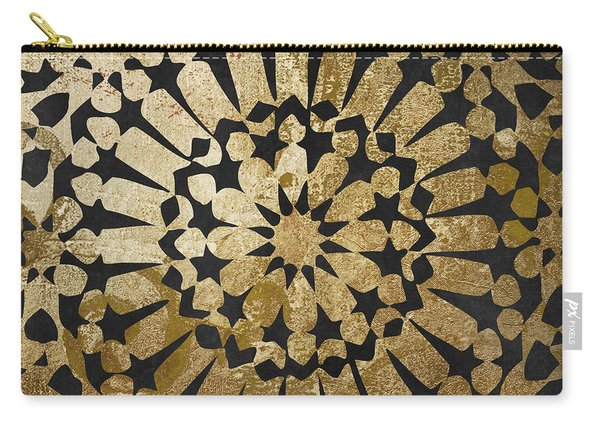 Moroccan Gold Iv Carry-all Pouch