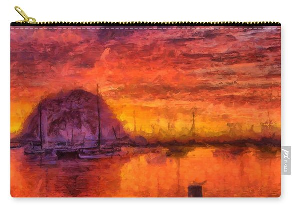 Morro Bay Marina Carry-all Pouch