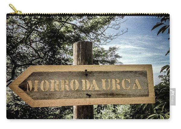 Morro Da Urca Carry-all Pouch