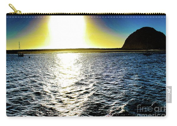 Morro Rock Carry-all Pouch