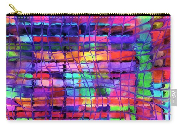 Mosaic Twist Carry-all Pouch
