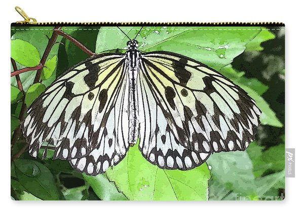 Mosaic Wing Spread Carry-all Pouch