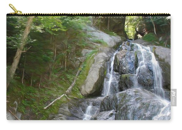 Mose Glenn Falls Granville Vt. Carry-all Pouch