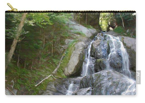 Mose Glenn Falls Granville Vt. Carry-all Pouch