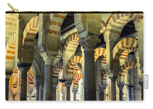 Mosque Cathedral Of Cordoba 2 Carry-all Pouch